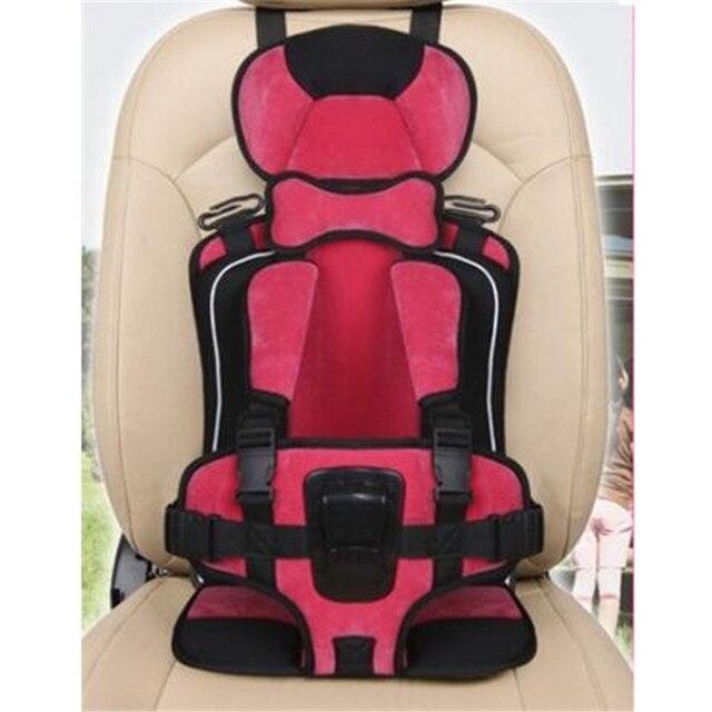Детский Стульчик Портативный Детских Сидений Безопасности Автомобиля Стиль Baby Car Seat Портативный и Удобный Младенческая Baby Seat Младенческой Безопасности Охватывает