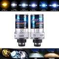 Alto Brillo Bajo Consumo 2 Unids 35 W D2S/D2C Reemplazo HID Xenon Coche Blanco de la Linterna Lámpara de Luz bombillas