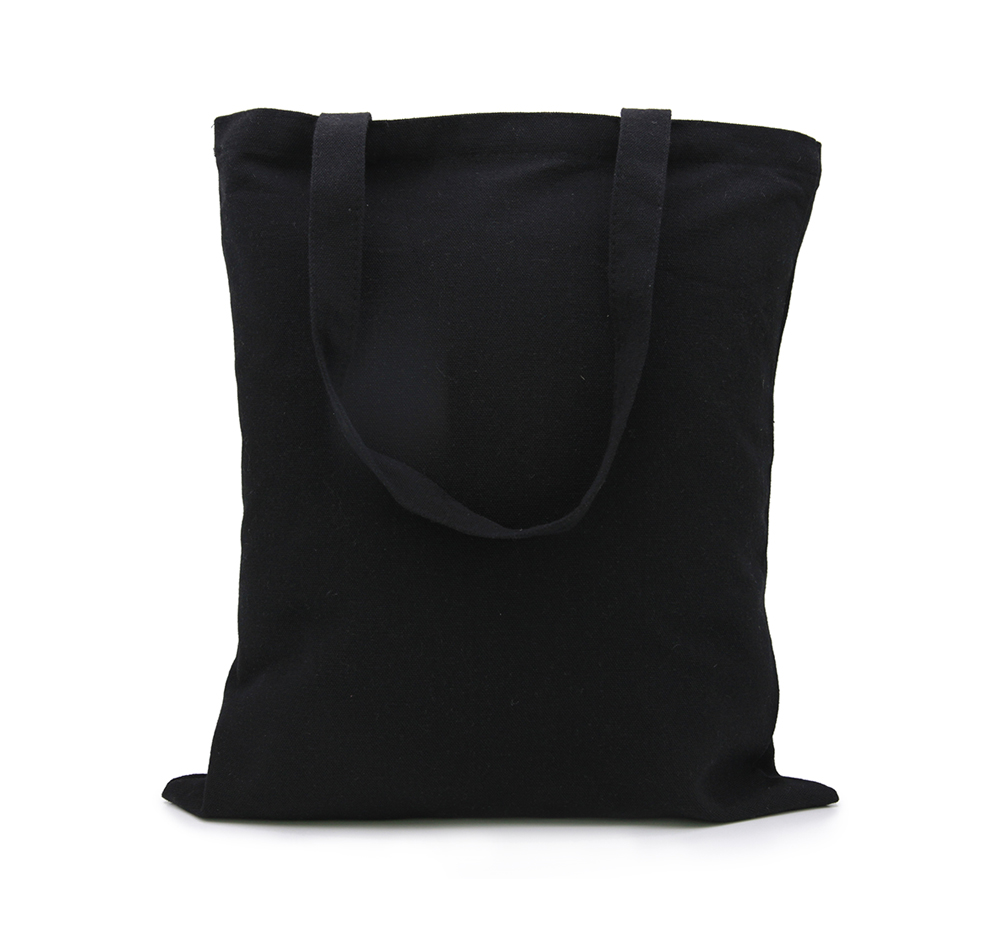 Online Get Cheap Plain Black Canvas Tote Bag -Aliexpress.com ...
