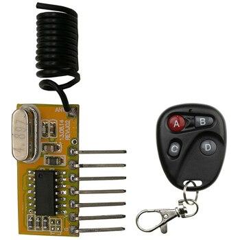 Ce Dc12v 12ch Interruptor De Control Remoto Transmisor