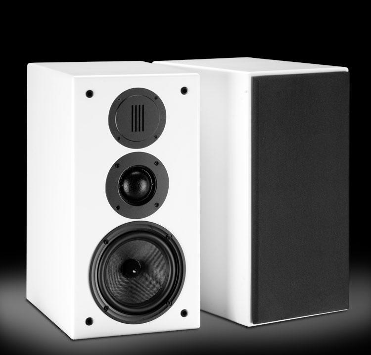 HiVi M3 3-Way 3-Driver Bookshelf Speaker 6.5-inch Woofer Planar-magnetic tweeter High quality and low price not original item