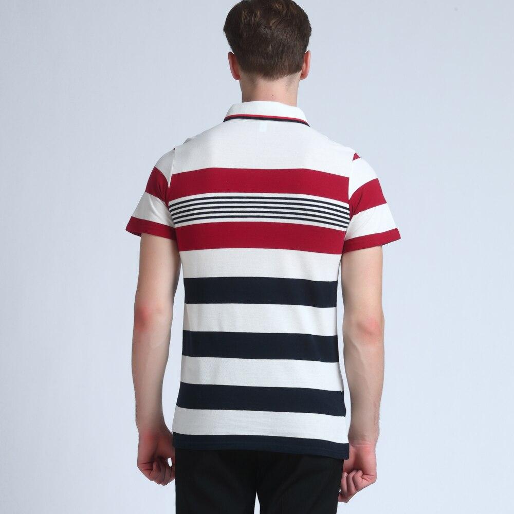 Mwxsd marca de calidad superior del verano de los hombres polo camisa - Ropa de hombre - foto 4
