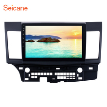 Seicane Android 6.0/7.1 10.1″ 2Din Car Radio For 2008 2009-2015 Mitsubishi Lancer-ex with Mirror Link OBD2 Rearview Camera