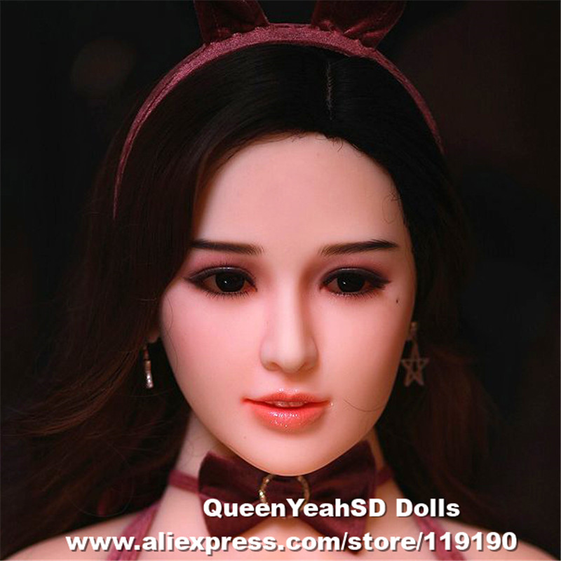 New Oral <font><b>Sex</b></font> <font><b>Doll</b></font> <font><b>Head</b></font> For <font><b>Chinese</b></font> Love <font><b>Dolls</b></font> Sexy <font><b>Doll</b></font> Silicone Mannequins <font><b>Heads</b></font> Sexy Products For Men image
