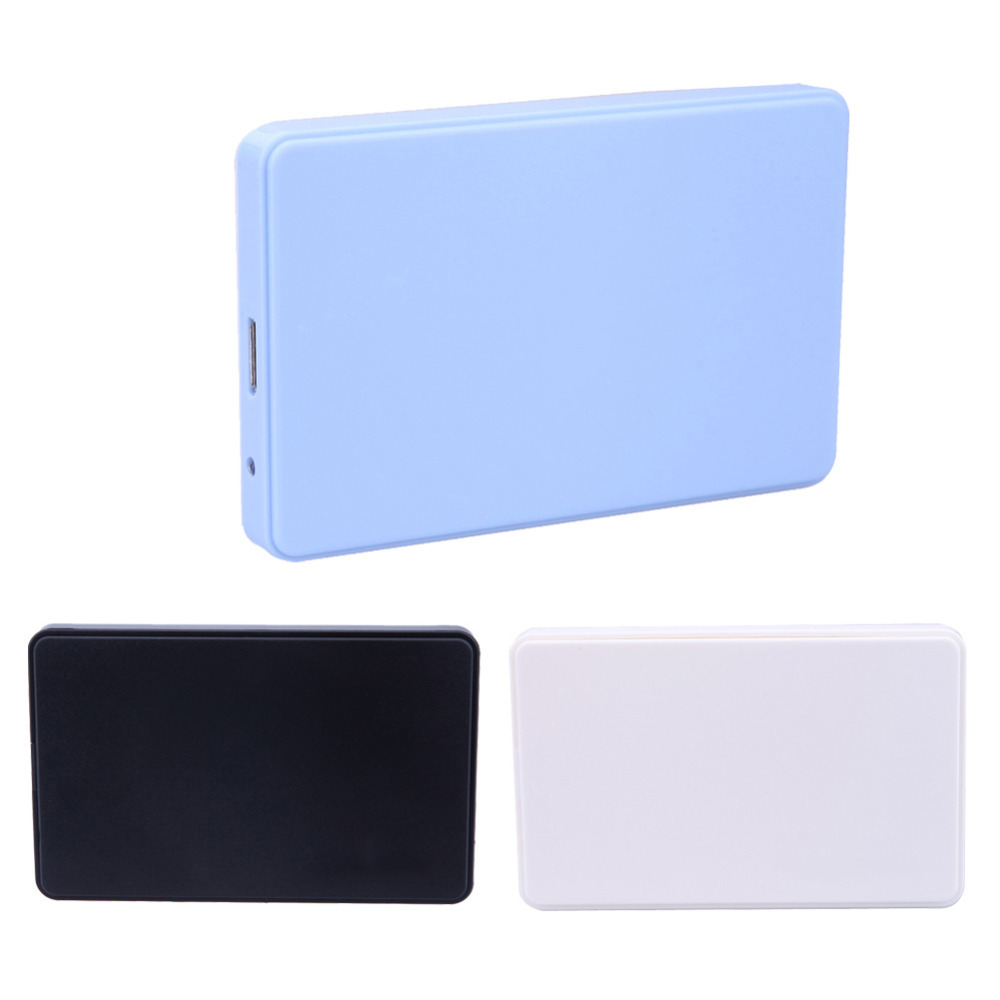 High Speed Mobile USB 3.0 to SATA HDD Enclosure HDD Hard Drive External Enclosure Case HDD Box For Windows/Mac OS 3 Colors купить в Москве 2019