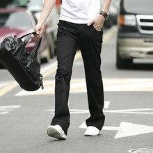 27-44 мужская одежда GD стилист волос модные британские повседневные корейские широкие брюки с колокольчиками Большие размеры костюмы