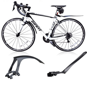 Image 1 - חדש פטנט 700*23 25C אופני מגן בץ אופניים לכביש אופני 14 16 20 INCH מתקפל אופני בוץ משמר Ultralight