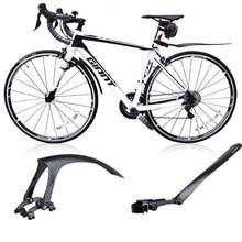 New Patented 700*23 25C Bike Mudguard Bicycle Front Rear Fender for Road Bike 14 16 20 INCH Folding Bike Mud Guard Ultralight