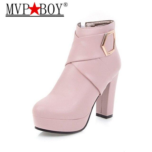 2237644c MVP chłopiec 201 Plus rozmiar 34-43 platforma damskie buty kobieta modne  szpilki czarny różowy