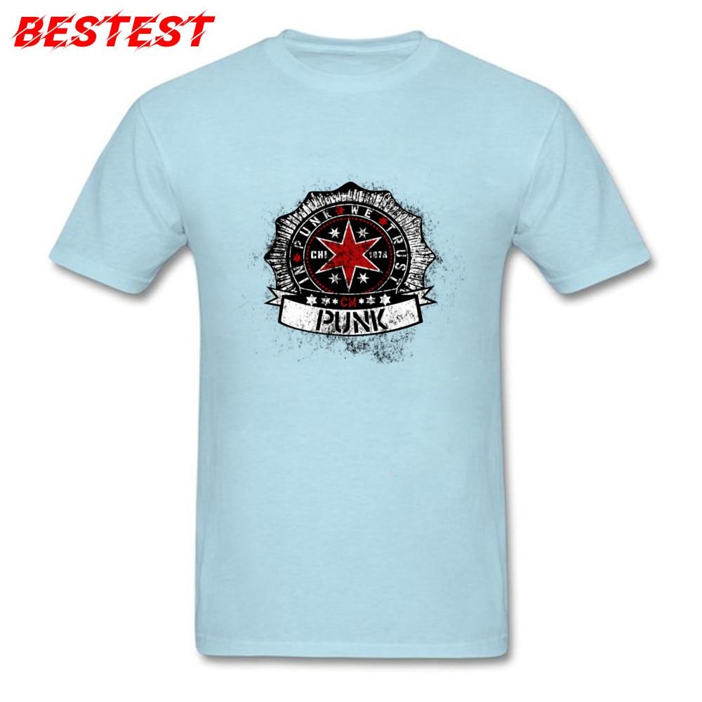 Kids Soft Cotton T Shirt cm Punk Best in The World Stylish Crewneck Short Sleeve Tops Black