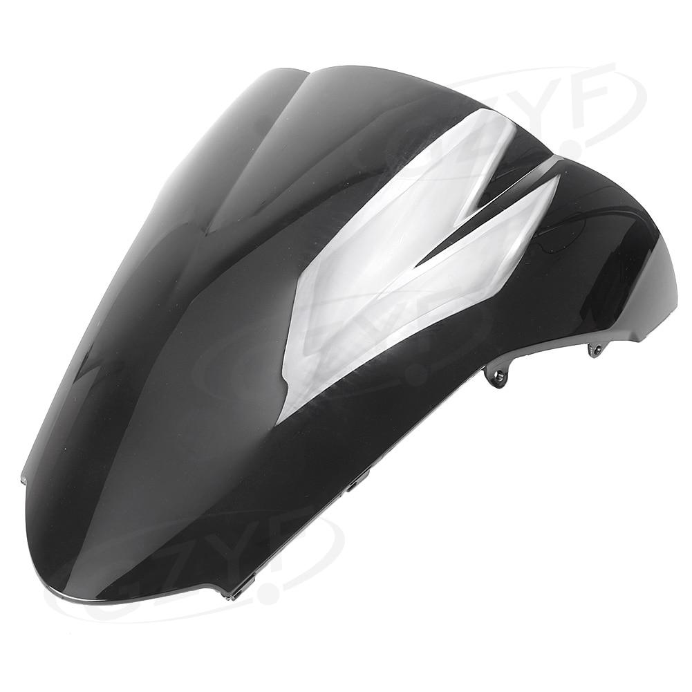 For Honda VFR800 VFR 800 Windscreen Windshield Wind Shield 2002 2003 2004 2005 2006 2007 2008 2009 Motorcycle Double Bubble