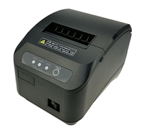 Factory Wholesale XP Q200II Pos Printer High Quality 80mm Thermal Receipt Printer Automatic Cutting Machine Printing