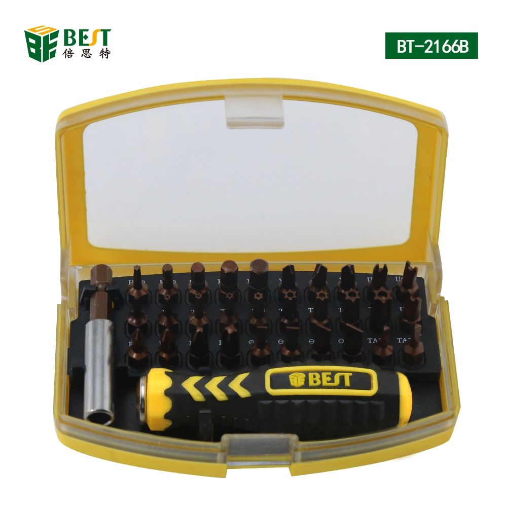 Precision Multi-Function Screwdriver Set Maintenance of Bicycle Household Appliances Disassemble Hand Tools Set