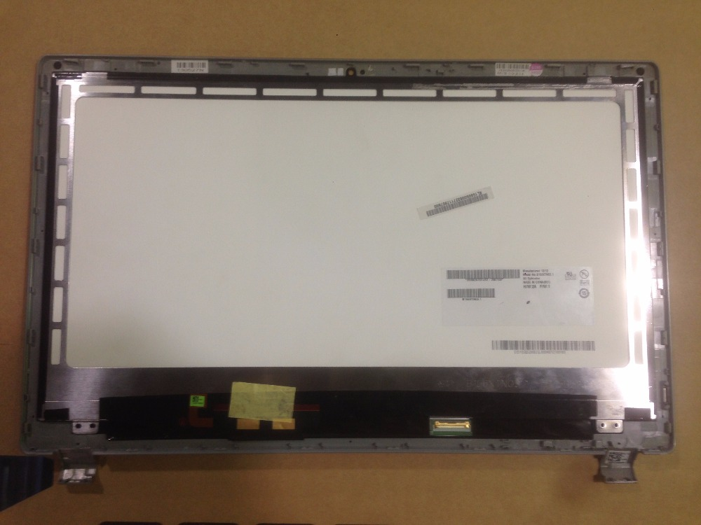 15 6 inch LCD Touch Screen Assembly B156XTN03 1 For font b Acer b font Aspire