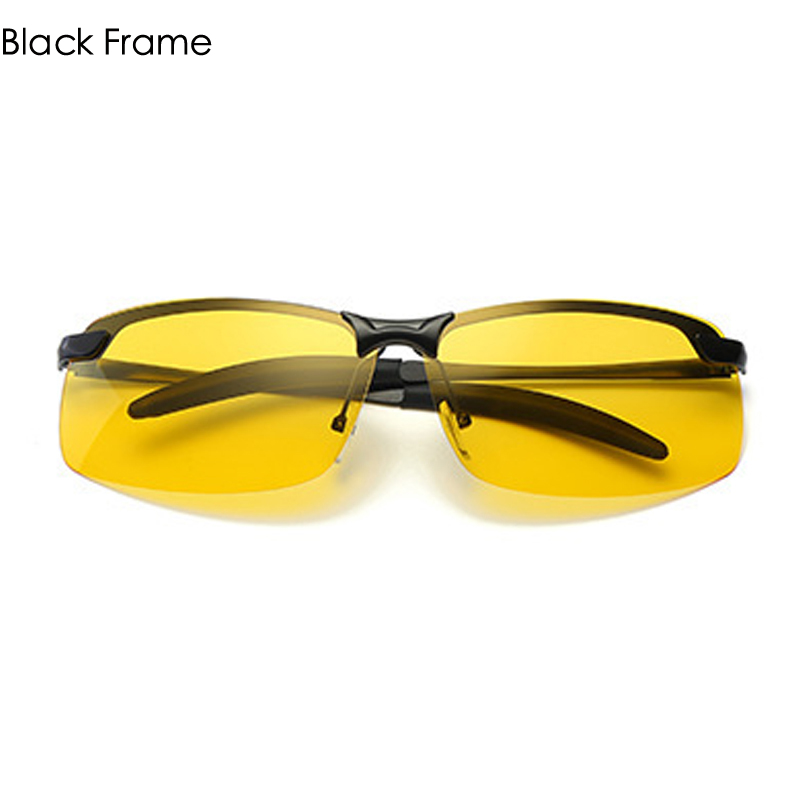 Image 3 - Sun Glasses for Men Night Vision Sunglasses Men Women Goggles Glasses UV400 Sun Glasses Driver Night Driving Eyewear-in Driver Goggles from Automobiles & Motorcycles
