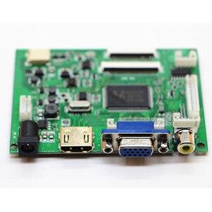 Image 3 - HDMI+VGA+ 2AV+Audio 40pin 50pin LCD Driver Controller Board Kit for Panel AT065TN14/AT070TN90/AT070TN92/AT070TN94/AT090TN10