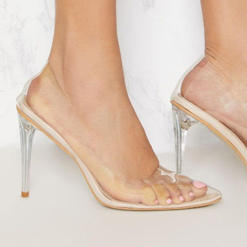 Donne Calzado Slip Stoffa 34 Lustrini Con Di Mujer on A Punta Tacchi Zyl2093 Delle 43 Alti White Casual Pompe Scarpe Thin Enmayla Formato Zq4P5