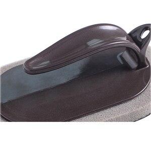 Image 5 - 1 pc 주방 도구 핸들 청소 브러시 scourer 팬 접시 그릇 냄비 브러시 오염 제거 가정용 매직 스폰지 청소 도구