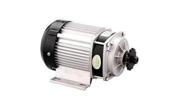 Permanent magnet DC speed reduction brushless motor BM1418ZXF 650W 48V 60V electric tricycle accessories