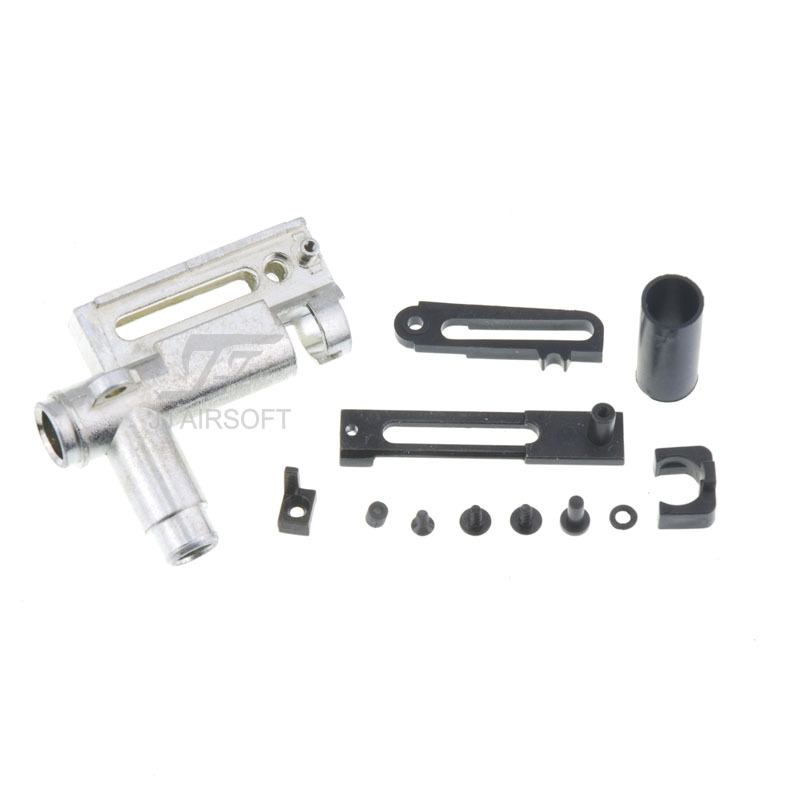 JJ Airsoft AK Hop Up Chamber, Metal jj airsoft vsr10 vsr 10 metal