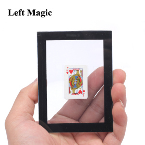 Card Changing Frame - magic tricks card Frame point change close up magic gimmick Illusion comedy classic toys