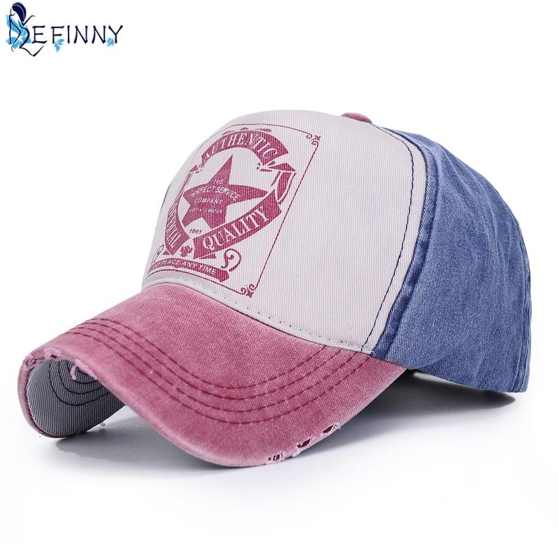 Modni poletni klasični moški ženske črke natisni klobuk športni - Oblačilni dodatki
