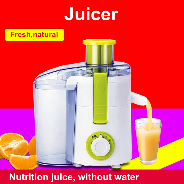 цена на Fruit and vegetable juice extractor large-diameter electric household fruit juicers mini blender automatic juice machine