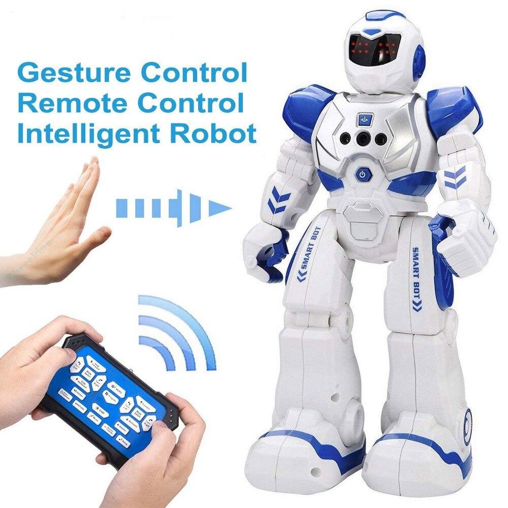 Control Remoto Robot Regalo Gestos Inteligente Niñas Niños De Juguetes Para qGVSMLUzp