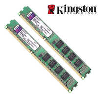 Kingston memoria ram ddr 3 ddr3 4GB 2GB DDR 3 8Gb PC3-10600 PC3-12800 DDR 3 1333MHZ a 1600MHZ para escritorio