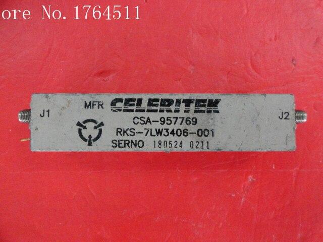 [BELLA] CELERITEK CSA-957769 15V SMA Supply Amplifier