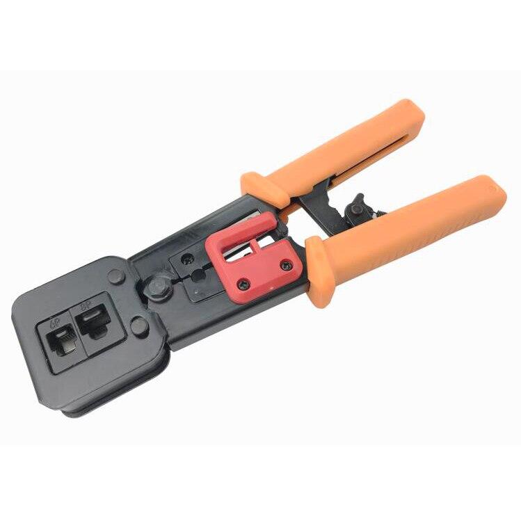 Outils de mise en réseau RJ45 RJ11 pince à sertir pince à sertir RJ45 pince de serrage pour connecteur RJ45