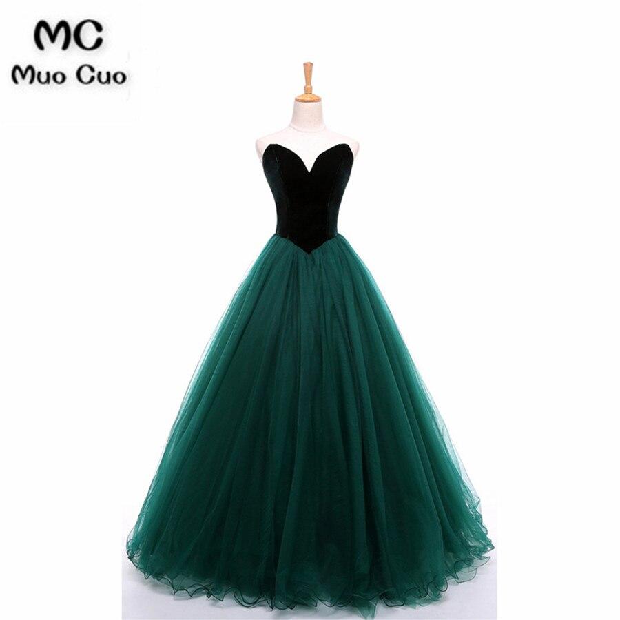 Elegant 2018 Teal   Evening     Dresses   Long Sweetheart A-Line Prom   Dresses   Velet Tulle Formal   Evening     Dress   for women