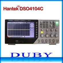 Hantek DSO4084C DSO4104C DSO4204C DSO4254C Dijital Osiloskop Taşınabilir 80 250 MHz 4 Kanal 1GSa/s Kayıt Uzunluğu 64 K USB