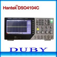 Hantek dso4084c dso4104c dso4204c dso4254c 디지털 오실로스코프 휴대용 80 250 mhz 4 채널 1gsa/s 레코드 길이 64 k usb