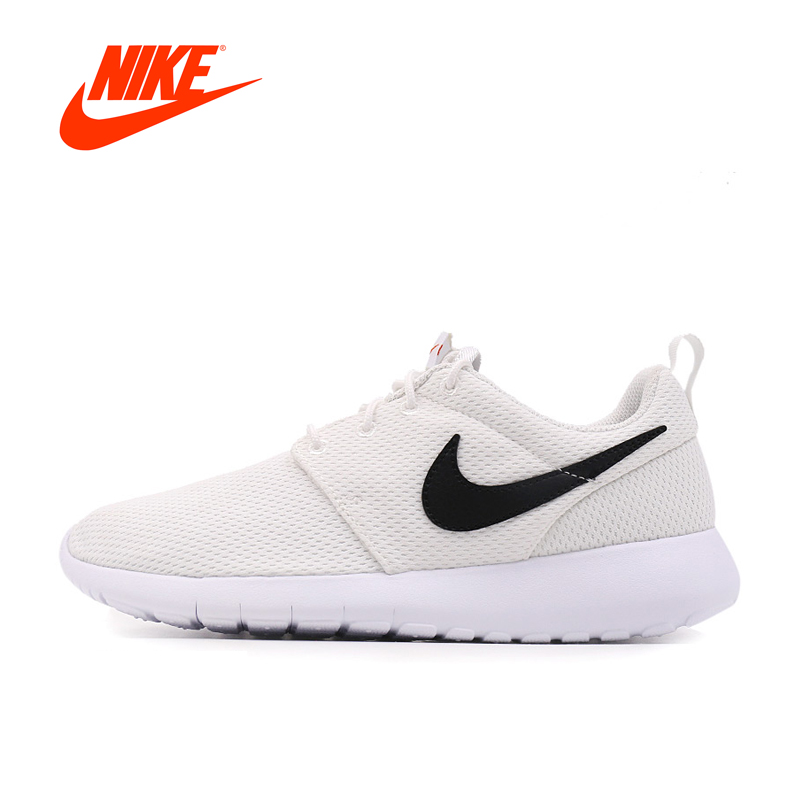 Original Nike Kids Sports Shoes Mesh Surface Breathable Boys and Girls Sneakers