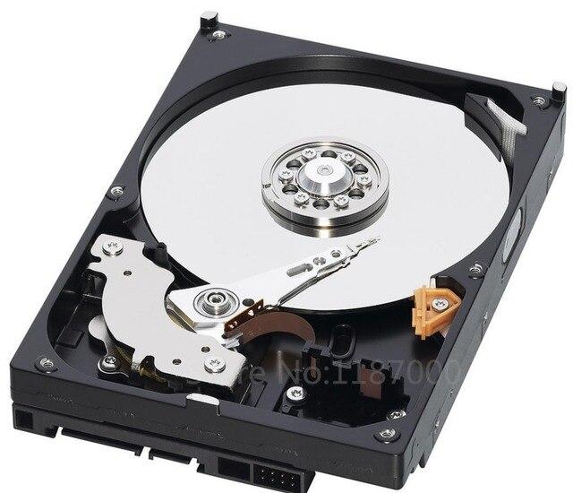 """Жесткий диск для WD60PURX 3.5 """"6 ТБ 5.4 К SATAIII 64 МБ хорошо испытанная деятельность"""