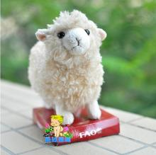 Plush Toy  Sheep  Simulation Animal  Good Quality  Children'S Toys  Aries Doll  Suffed Sole Stitched On The Box