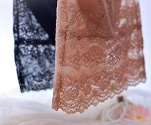 2017 Special Offer Sale Sexy Lingerie Hot Half Slip Petticoat Skirt Bottoming Anti Emptied Lace Bust Skirts Slim Ladies Slips