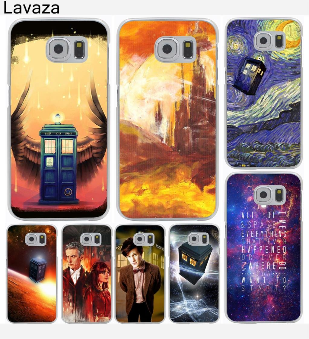 Lavaza Doctor Who Tardis Series Pattern Hard Phone Cover For Samsung Galaxy S6 S7 Edge S8 S9 S10 Plus S10e Case Making Things Convenient For The People Cellphones & Telecommunications