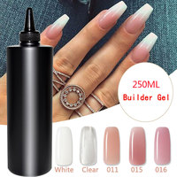 MSHARE 250g UV Builder Gel for Nails Extensions fingers Building