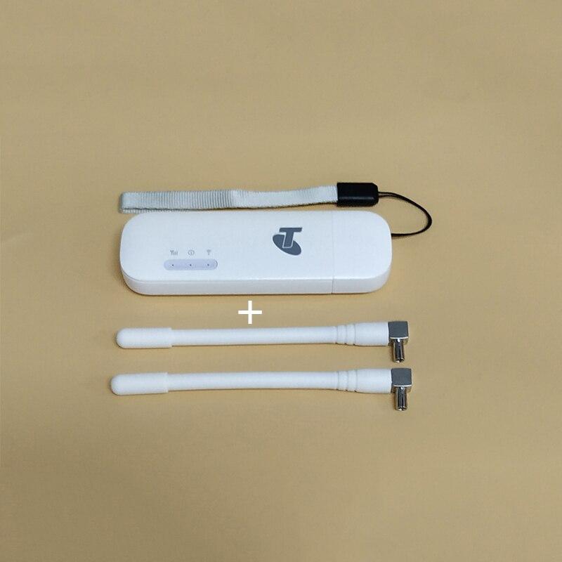 Débloqué huawei E8372 E8372h-608 avec antenne 4G LTE 150 Mbps USB Wingle LTE universel 4G USB WiFi Modem voiture wifi PK E8377