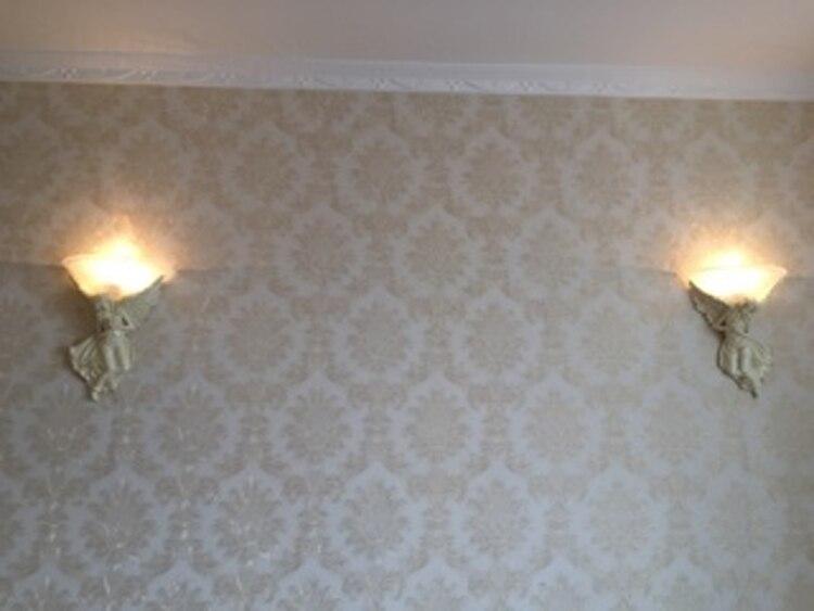 Led specchio del bagno applique da parete angolo regolabile indoor