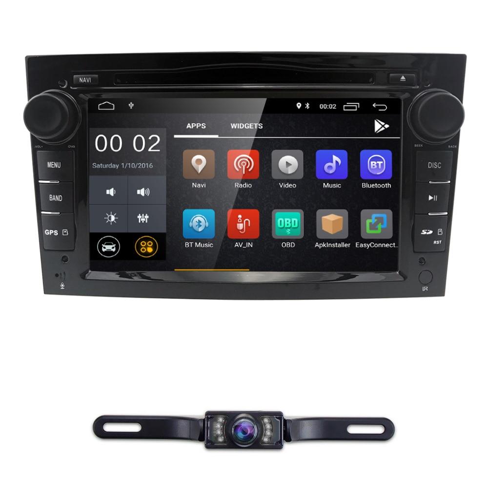 Android 8,1 2G Оперативная память автомобильный DVD для Opel Vectra Antara Zefira Corsa, Meriva Astra 4 Core радио GPS; Мультимедийный проигрыватель головное устройство DAB