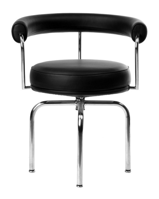 Le Corbusier LC7 Swivel Chair / Le Corbusier Chair / Le Corbusier