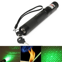 Tactical 303 Green Laser Pointer Pen Hunting Sight Laser With 18650 Battery Charger For Travel Outdoor Camping Torch Flashlight