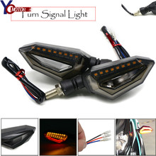 Turn Signal Indicator Blinker Flexible Bendable Amber Lamp Light Motorcycle FOR KTM 500EXC/EXC-F/XC-W KAWASAKI KDX125SR KDX250SR