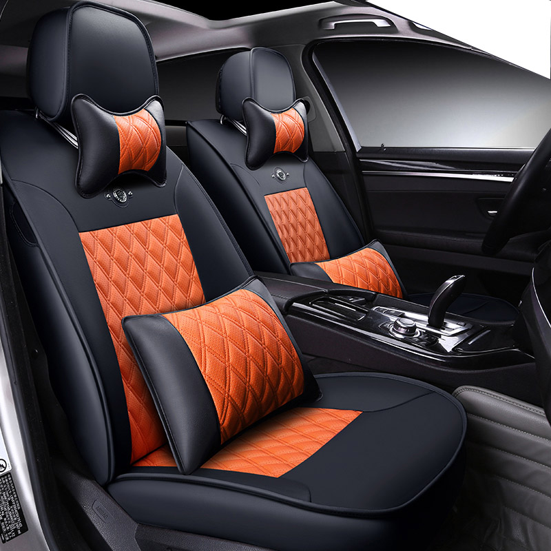 Volvo Reveals Us Built S60 Sedan: Custom Made/ Leather Car Seat Cover For Volvo XC60 XC90