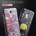 Redmi note 3 case cubierta de seda patrón pintado casos de silicona para xiaomi redmi note3 espalda cubierta de la cáscara de protección capa