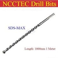 SDS MAX 1000mm Length 14 16 18 20 22 25 28 30 32 35 38