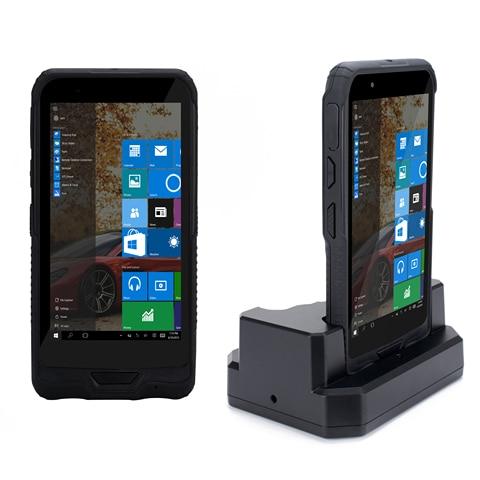 tudo em um windows pda 5 98 polegada tela de toque bluetooth wifi 3g scanner